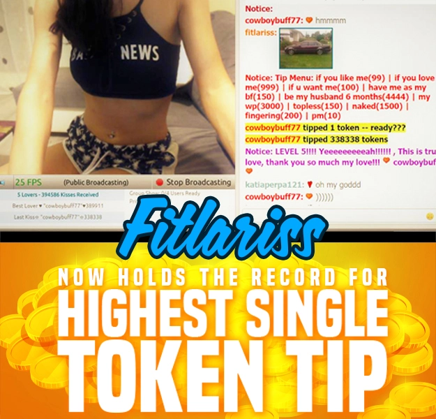 Camgirl Fitlariss tips