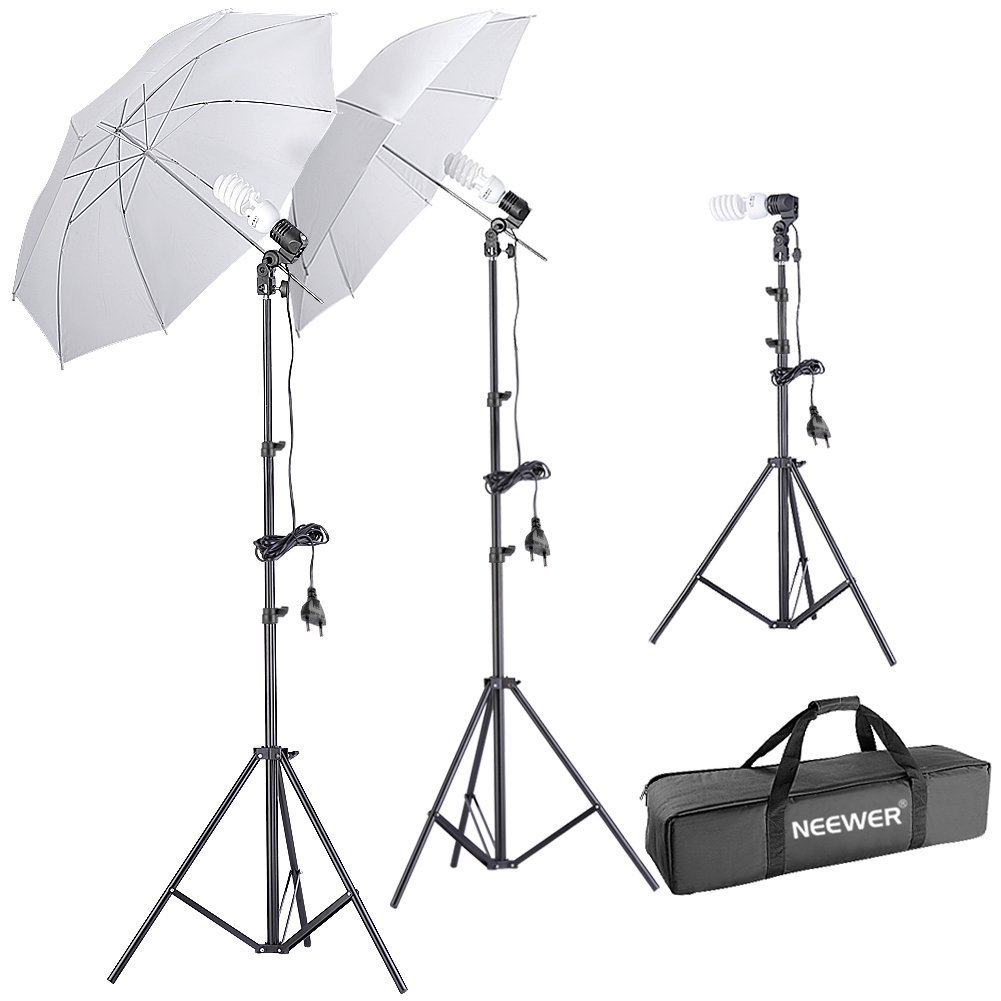 Fotografia Foto Ritratti Day-Light Studio Ombrello Illuminazione Kit